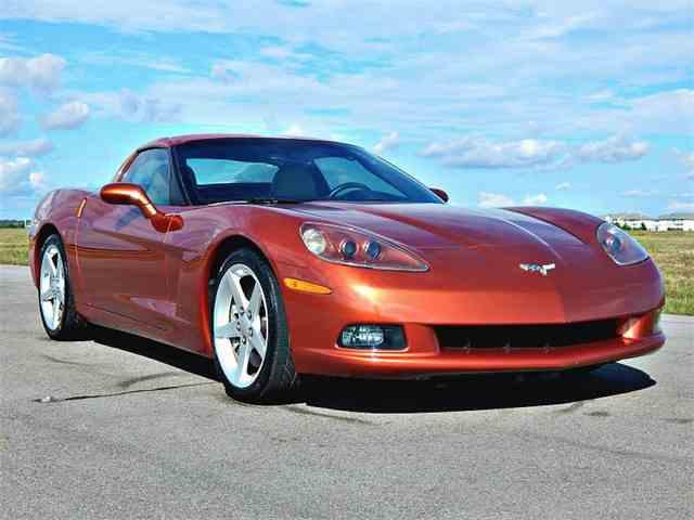 2005 Chevrolet Corvette | 925522