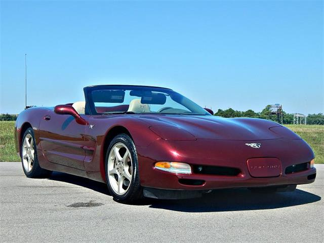 2003 CHEVROLET CORVETTE 50TH | 925523