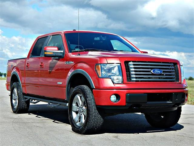 2012 FORD F150 SC FX4 | 925525