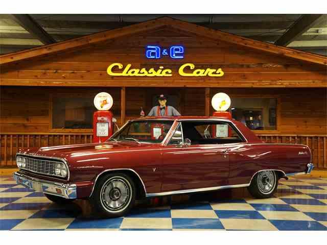 1964 Chevrolet Malibu SS | 920555