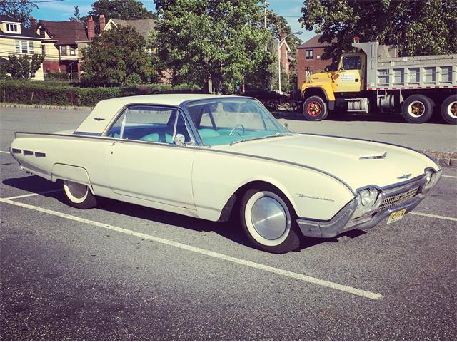 1962 Ford Thunderbird | 925561