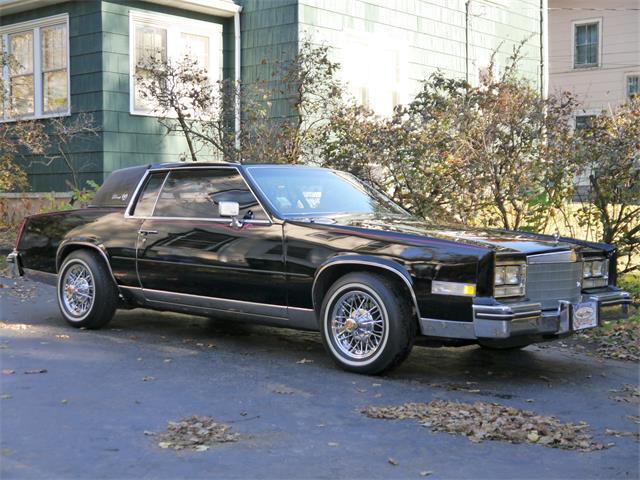 1984 Cadillac Eldorado | 925564