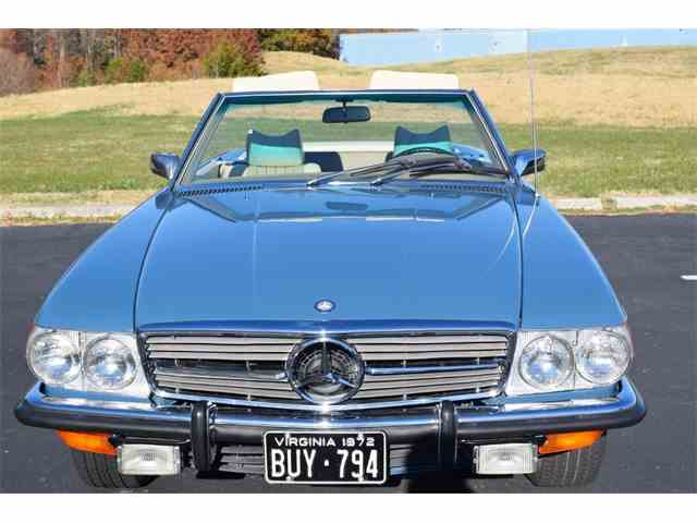 1972 Mercedes-Benz 450SL | 925574
