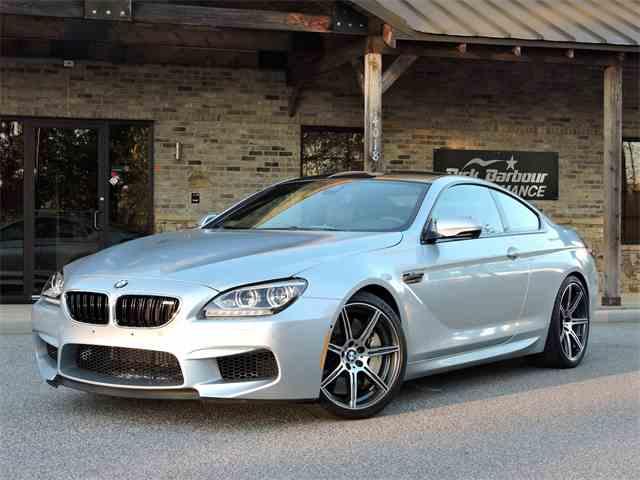 2014 BMW M6 | 925581