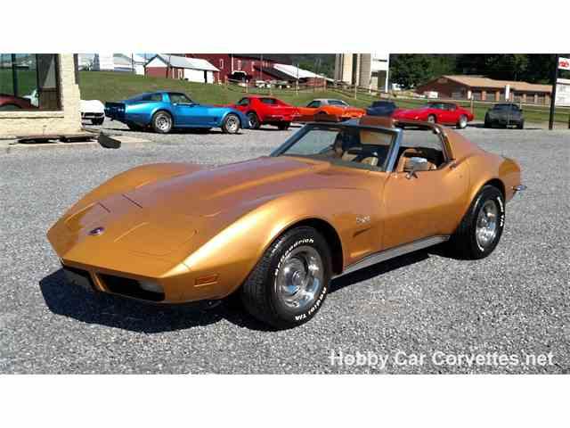 1973 Chevrolet Corvette | 925585