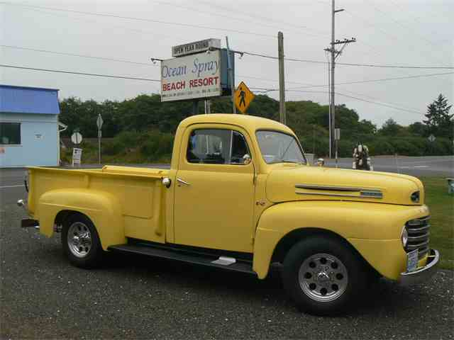 1950 Ford F2 | 925593