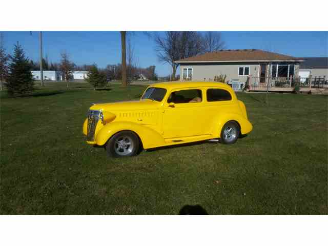 1938 Chevrolet Sedan | 925597