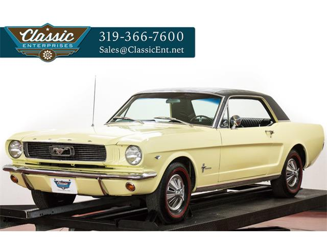 1966 Ford Mustang | 925611