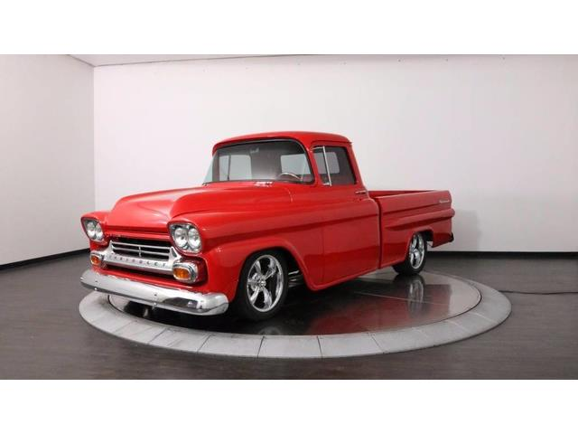 1959 Chevrolet Apache 454 Custom Fleetside | 925614