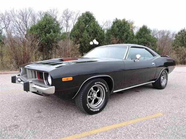 1974 Plymouth Cuda | 925621