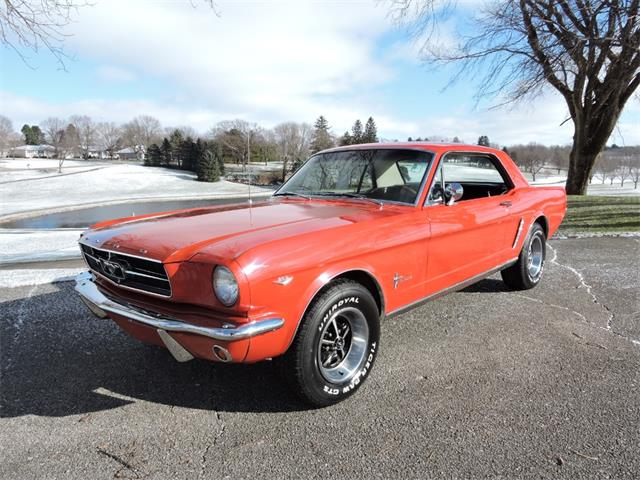 1965 Ford Mustang | 925622