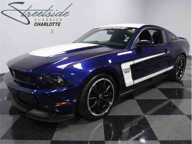 2012 Ford Mustang | 925633