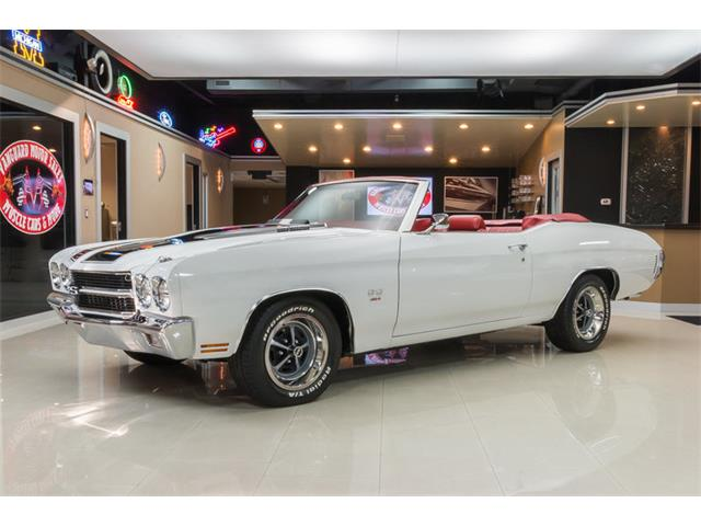 1970 Chevrolet Chevelle Convertible SS LS5 454 Recreation | 925636