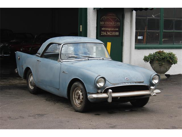 1962 Sunbeam Alpine | 920564