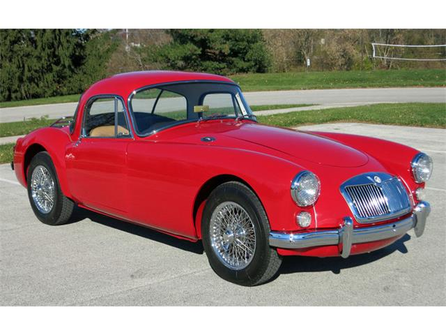 1958 MG Antique | 925640