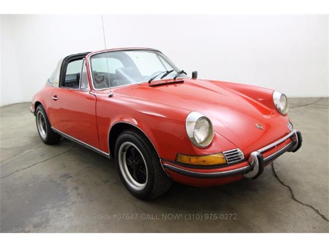 1970 Porsche 911S | 925652