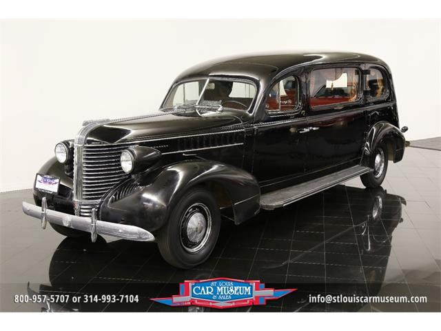 1938 Pontiac Superior Hearse | 925659