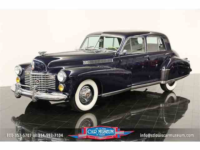 1941 Cadillac Fleetwood 60 Special Imperial Sedan | 925661