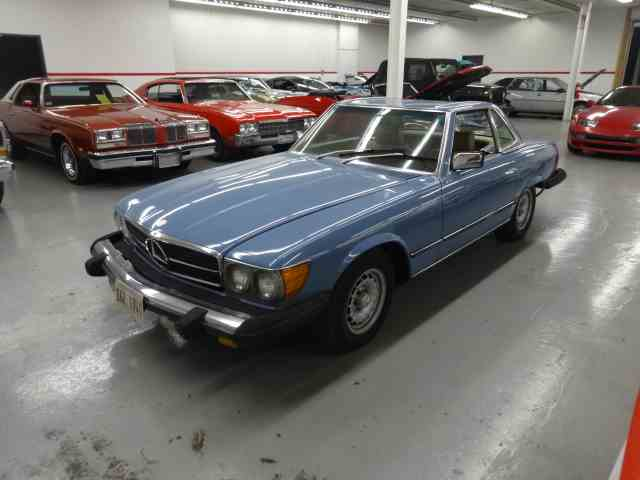 1981 Mercedes-Benz 380SL | 920567