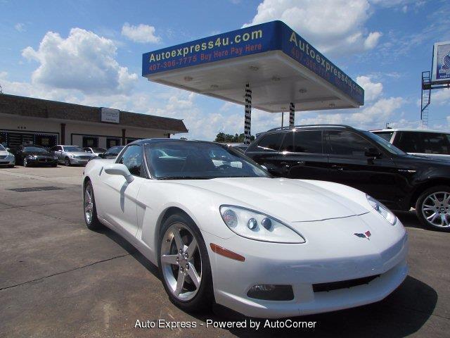 2005 Chevrolet Corvette | 925682