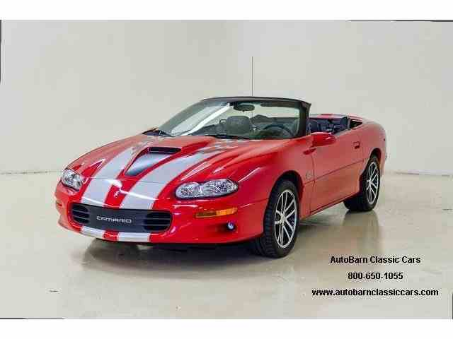 2002 Chevrolet Camaro SS 35th Anniversary Limited Addition | 925686