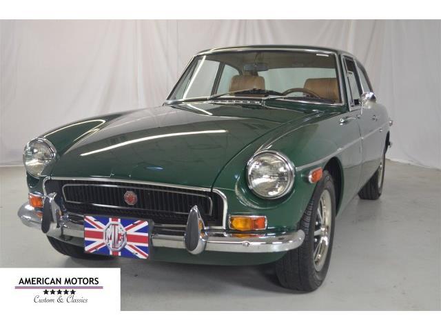 1972 MG B GT | 925687