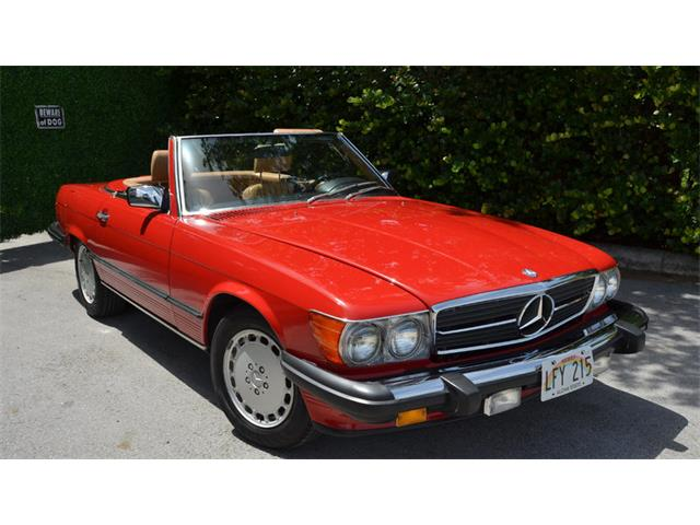 1988 Mercedes-Benz 560SL | 925689