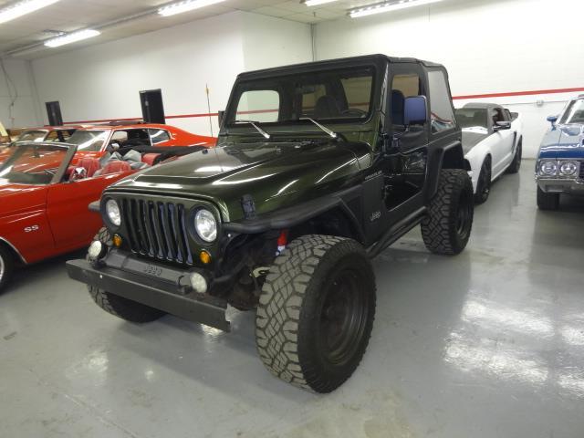 1997 Jeep Wrangler | 920569