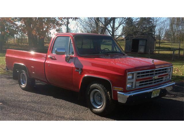 1986 Chevrolet Silverado | 925692