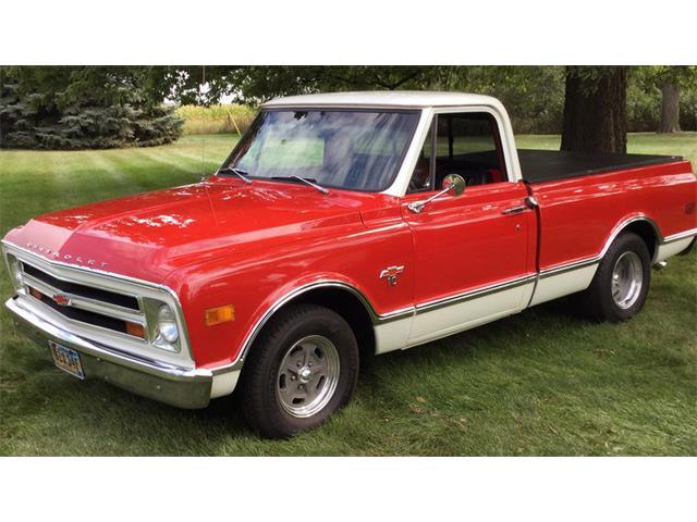 1972 Chevrolet C/K 10 | 925697