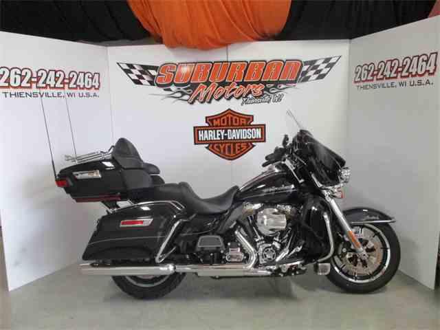 2016 Harley-Davidson® FLHTK - Ultra Limited | 925719