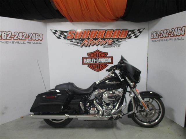 2016 Harley-Davidson® FLHXS - Street Glide® Special | 925723