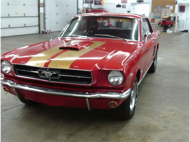 1965 Ford Mustang | 925724