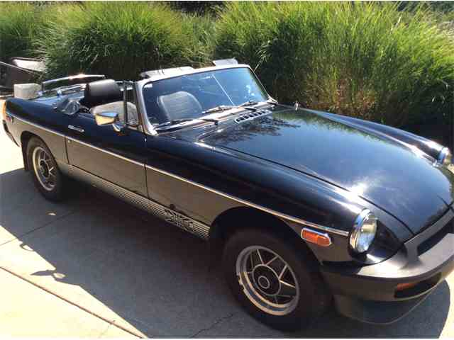1980 MG MGB LE | 920573
