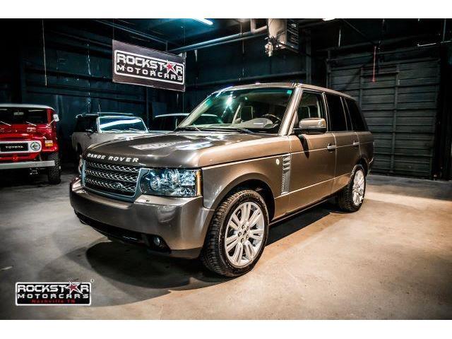 2011 Land Rover Range Rover | 925739