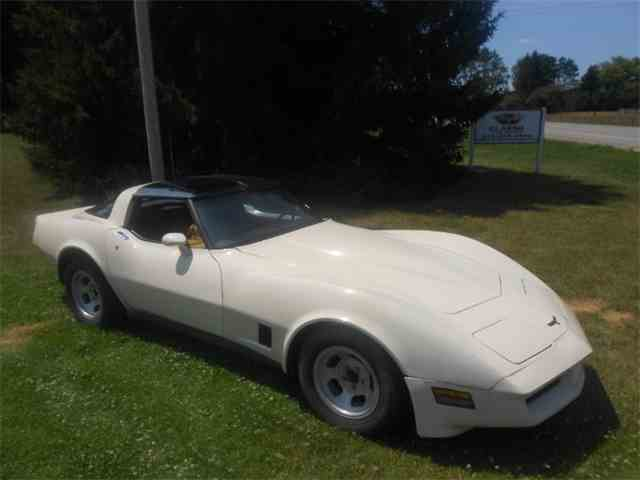 1981 Chevrolet Corvette | 925742