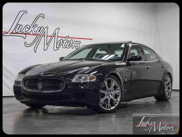 2008 Maserati Quattroporte | 925743