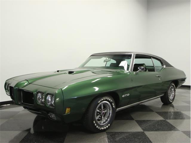 1970 Pontiac GTO | 925746