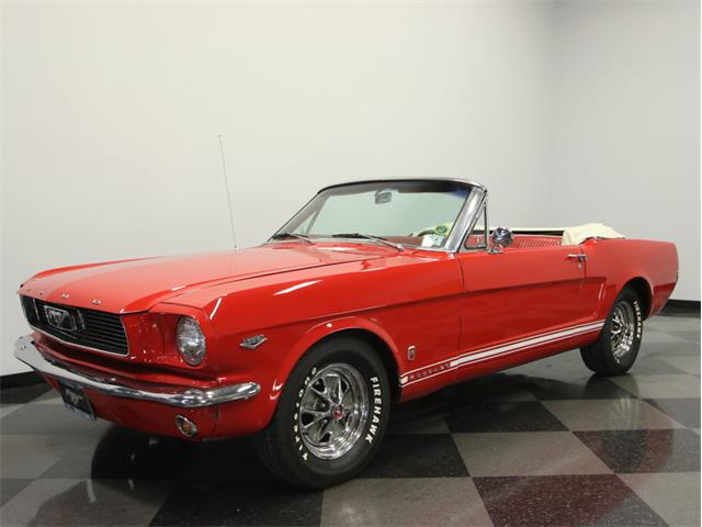 1966 Ford Mustang | 925747