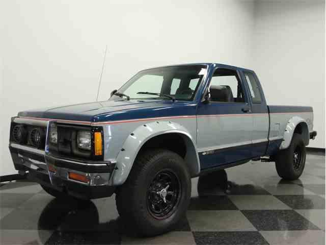 1992 Chevrolet S10   925748