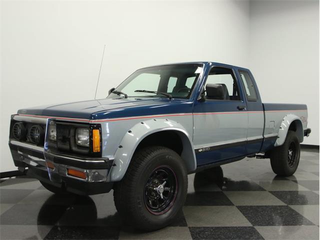 1992 Chevrolet S10 | 925748