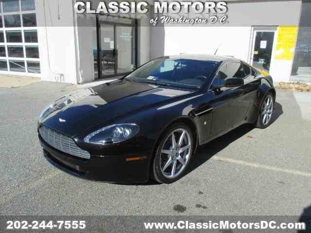 2007 Aston Martin Vantage | 925755