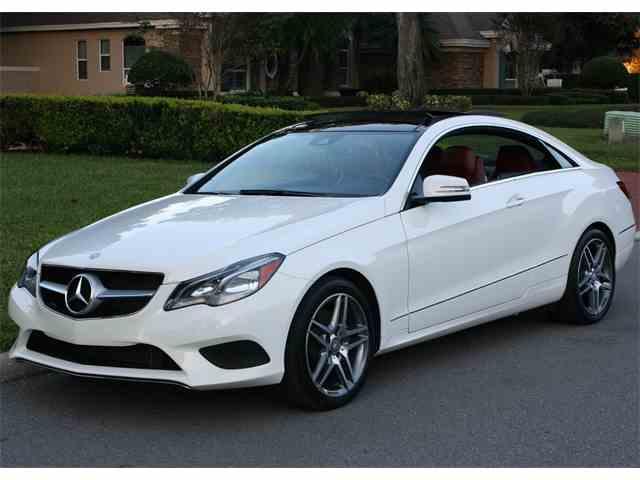 2014 Mercedes-Benz E350   925763