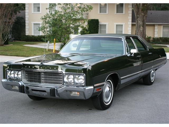 1973 Chrysler New Yorker | 925764