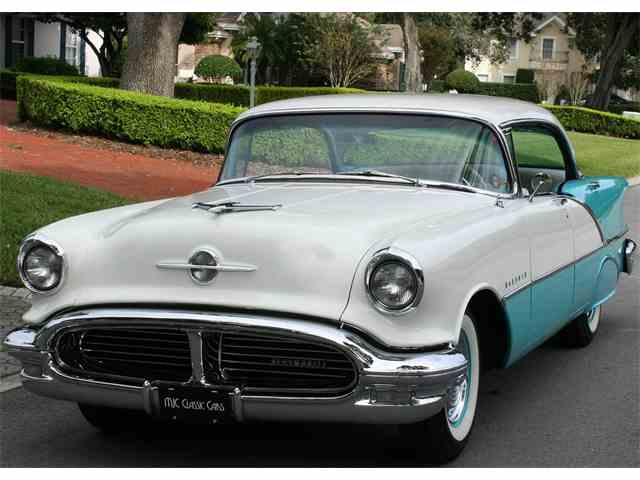 1956 Oldsmobile 88 For Sale On Classiccars Com 7 Available