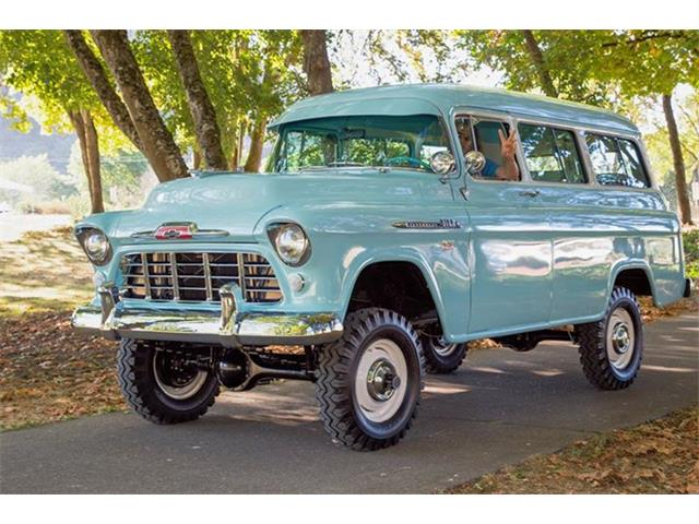 1956 Chevrolet Suburban | 925775
