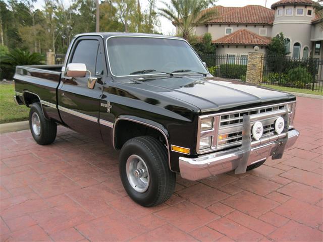 1985 Chevy Silverado K10 | 925779