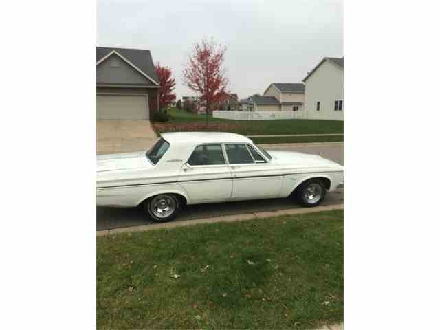 1963 Plymouth Fury | 920578