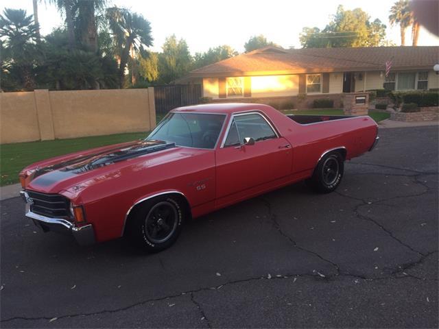 1972 Chevrolet El Camino | 925780