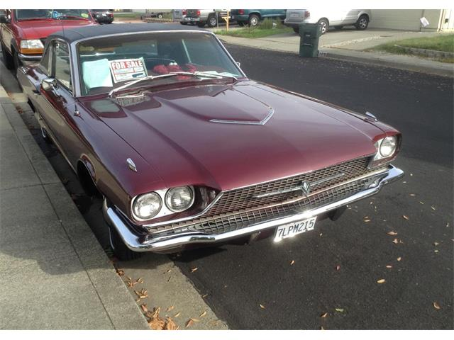 1966 Ford Thunderbird | 925786
